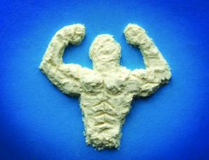 protein powder. Supplements for bodybuilders
