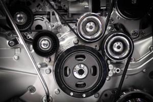 Components new generation engine
